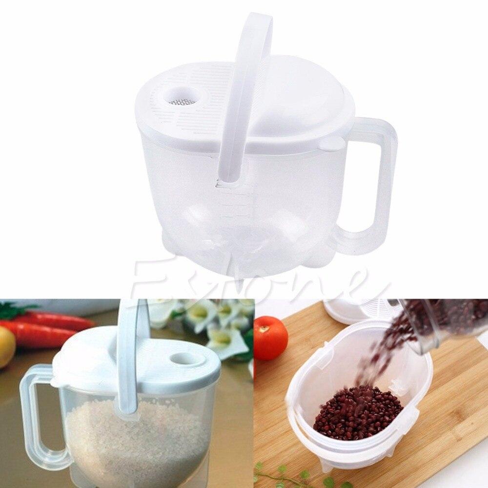 Быстрое мытье в аппарат для приготовления риса дуршлаг из многофункциональная стиральная машинка промывка риса