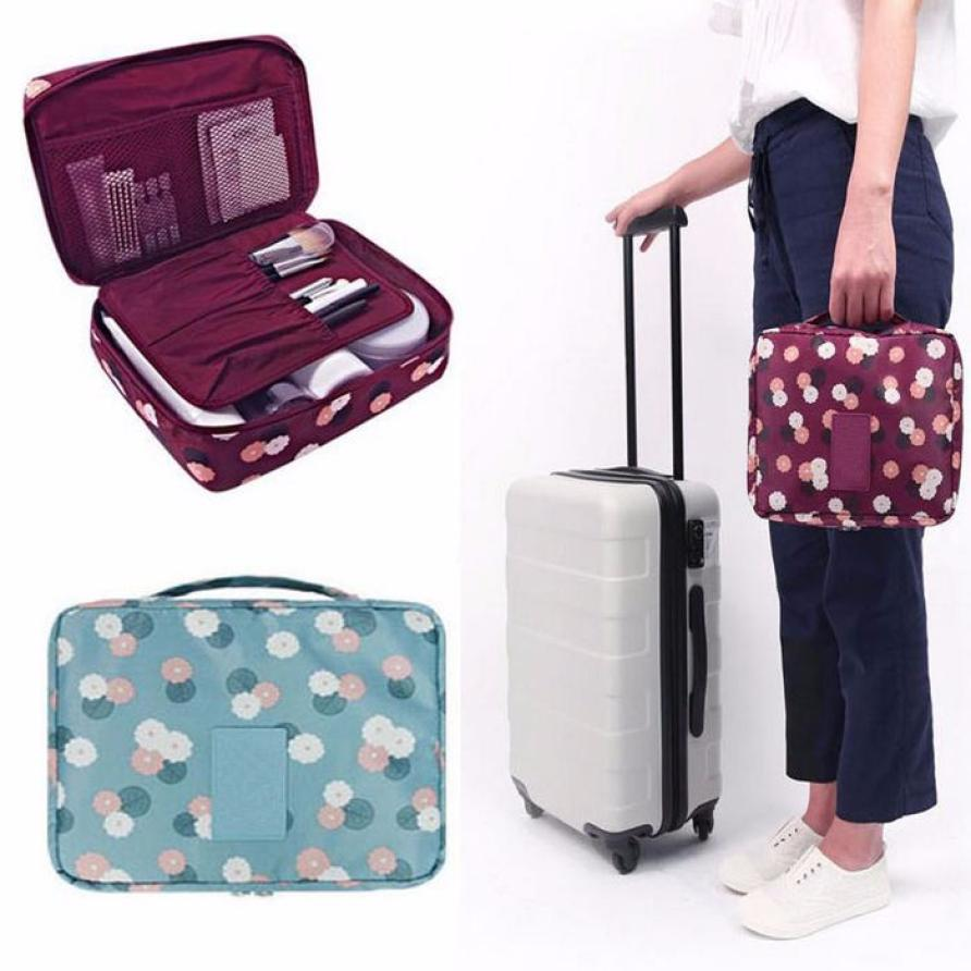 Case-Bag Handbag Storage-Pouch Makeup Cosmetic Wash-Organizer Travel M22 Toiletry