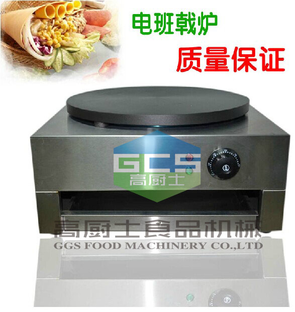 Free shipping Electric 220v Crepe machine Crepe maker with CE цена