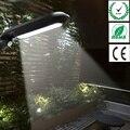 2 шт. Солнечный свет новый COB PIR датчик движения огни Открытый IP65 водонепроницаемый сад Солнечный свет пара Внешний аварийный датчик LED