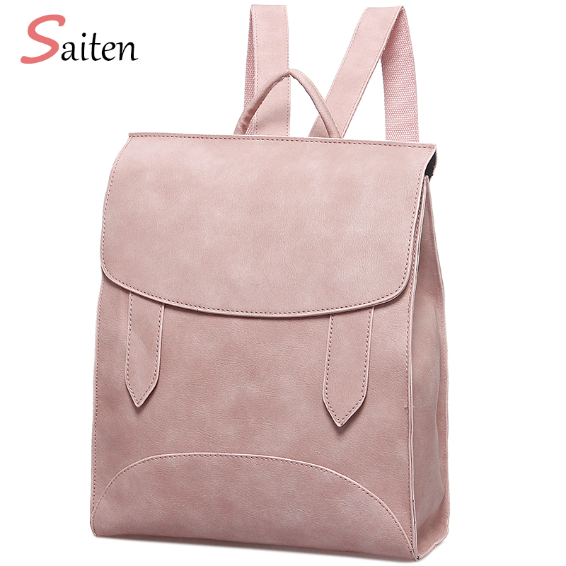 badff40c3ba0 Товар High Quality Women Backpack Leather Bags New Arrival 2017 ...