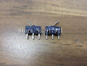 [ZOB] Japan ECE EJF-11520 micro switch switch limit switch 1A125VAC key switch  --100pcs/lot