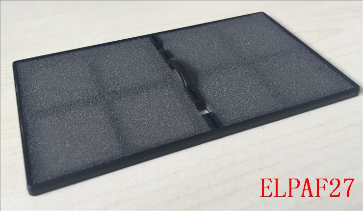 EB-460 AWO Replacement Projector Air Filter Fit for EPSON ELPAF27 // V13H134A27 EB-440W EB-450Wi EB-450W EB-460i