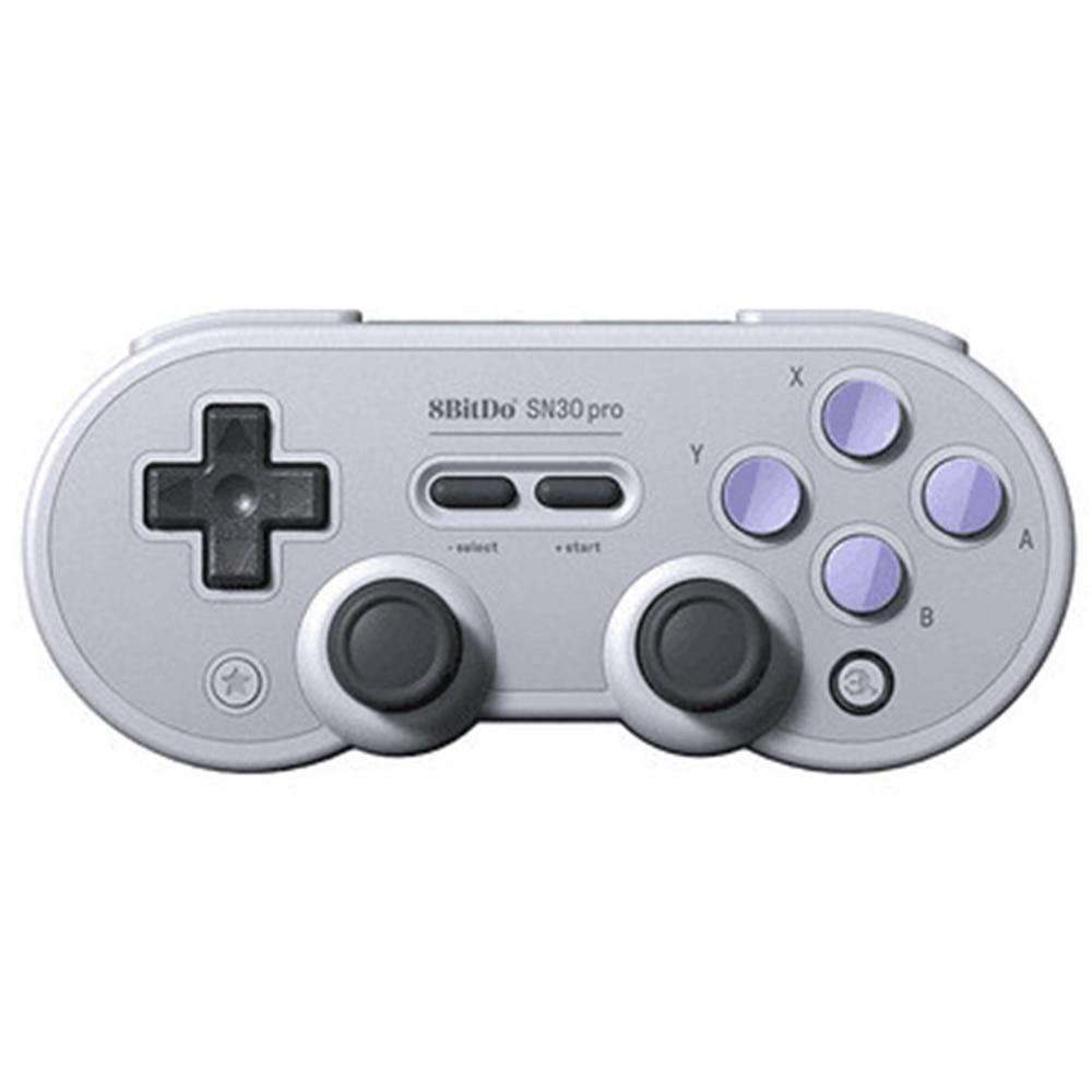 8bitdo SN30 Pro G Sans Fil Bluetooth Manette de jeu pour Nintendo Switch Android Mac OS Rechargeable Batterie De Contrôle De Mouvement