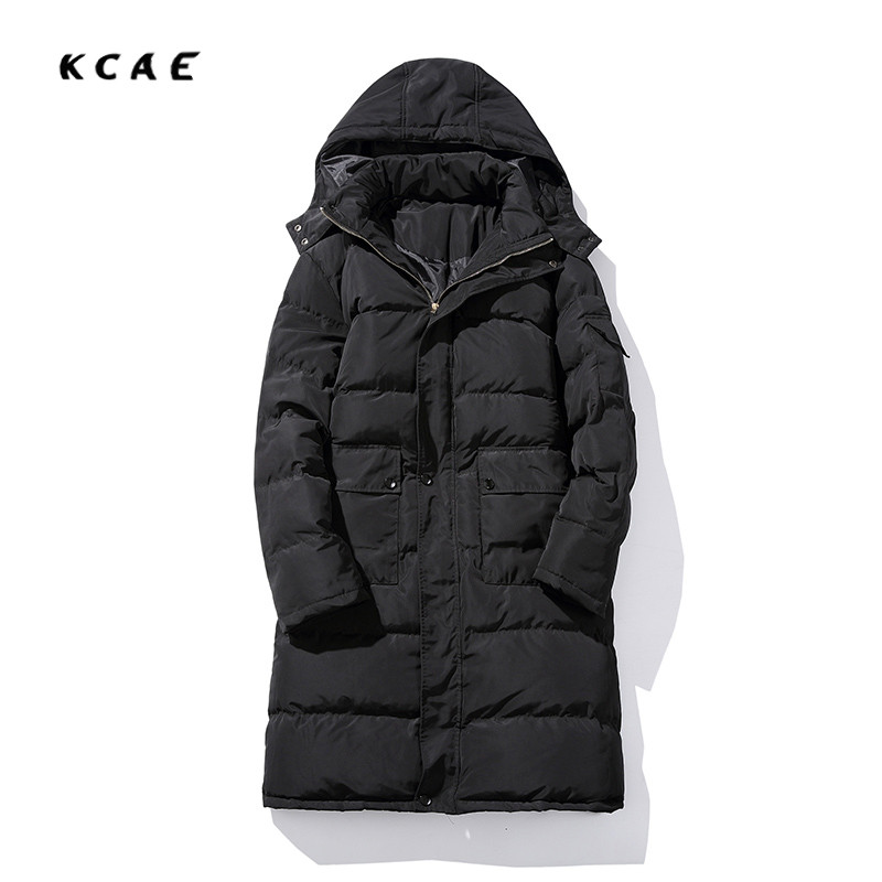 New Winter Casual Hooded Long Mens Coat Army Green Outwear Coats Military Man Jacket Black Jacket Men Parka Coats new men s military style casual fashion canvas outdoor camping travel hooded trench coat outerwear mens army parka long jackets
