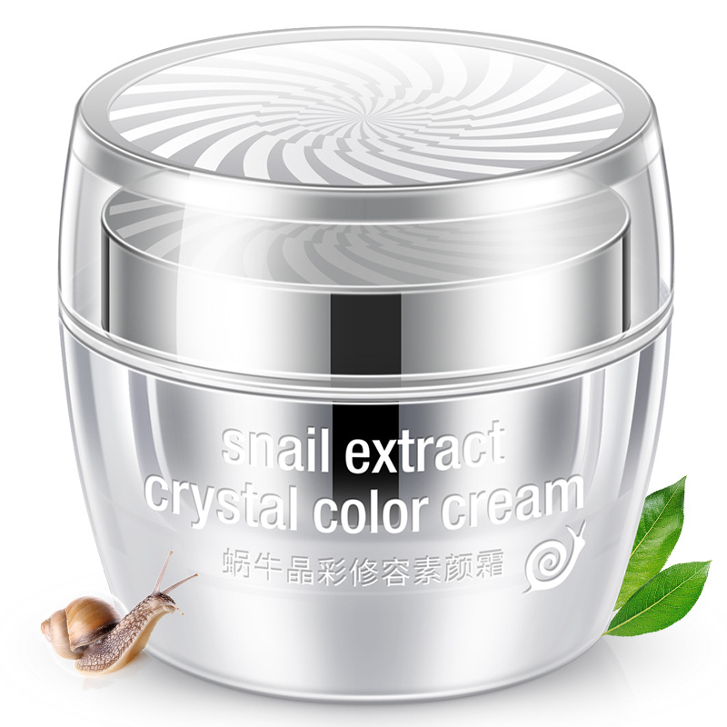 Snail Cream acne facial cream face creamTreatment Moisturizing Anti Winkles Aging Cream skin whitening Face Skin Care 50g meiking face cream hydrating whitening day creams acne anti aging wrinkle collagen whitening facial cream brighten skin care 50g