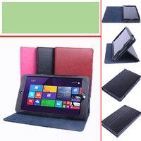 Orijinal PiPo Için W7 Kılıf PiPo W7 Için Utra İnce Deri Kılıf Kapak Çevirin 7.0 inç Yeni Tablet PC, Stokta PiPo W7 Kabuk için