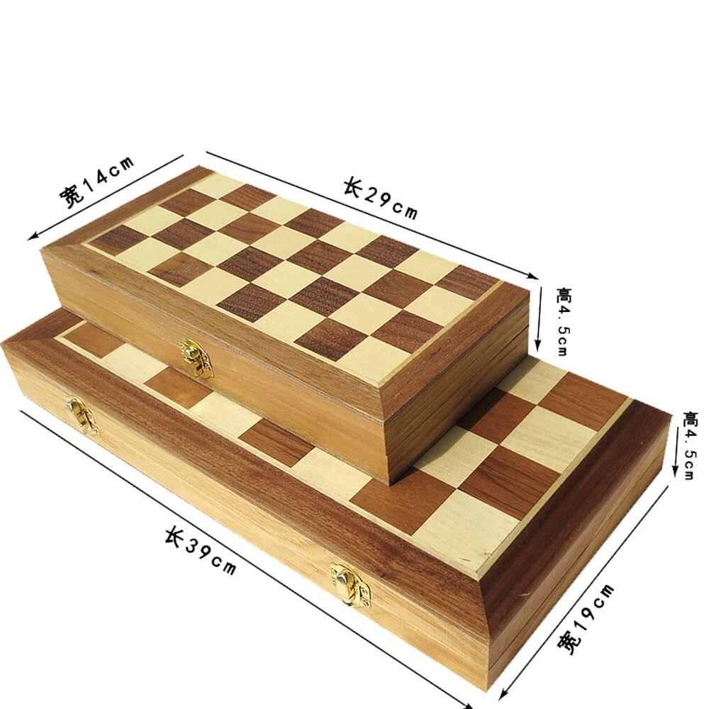 Conjunto de peças de xadrez internacional de