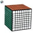 2016 Nova 9.2 cm 9x9x9 Cubo Shengshou (Etiqueta DO PVC) Magic Cube Torção Enigma Velocidade aprendizado & Educação Brinquedos