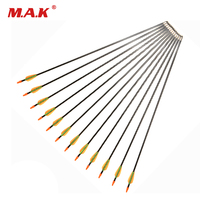 High Quality 28 Archery Arrows For Children Women Begaining Practice Fit For Compound Bow For Children