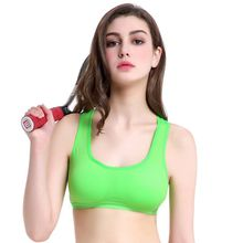 New Fitness Yoga Sports Bra 2017 Women Running Gym Quick Dry Sports Bra Fast dry Elastic Bra 9282