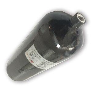 Image 2 - Ac3090 acecare 새로운 9l 4500psi 300bar 최신 paintball/pcp/hpa 탱크 드롭 쇼핑을위한 복합 co2 탄소 섬유 가스 실린더