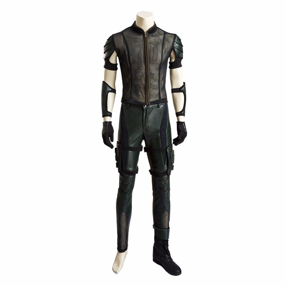 Arrow Περίοδος 4 Cosplay κοστούμι Ορισμός - Καρναβάλι κοστούμια - Φωτογραφία 4