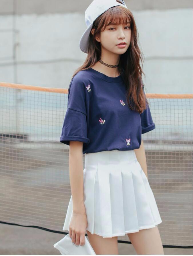 HTB1M9qtNVXXXXc8XpXXq6xXFXXXu - Summer American School Style Fashion Skirts