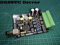 Bobina de Tesla DRSSTC Placa do Drive PDM Regulação De Potência Dupla Totem Terminou Bordo|Peças p ar condicionado| |  -