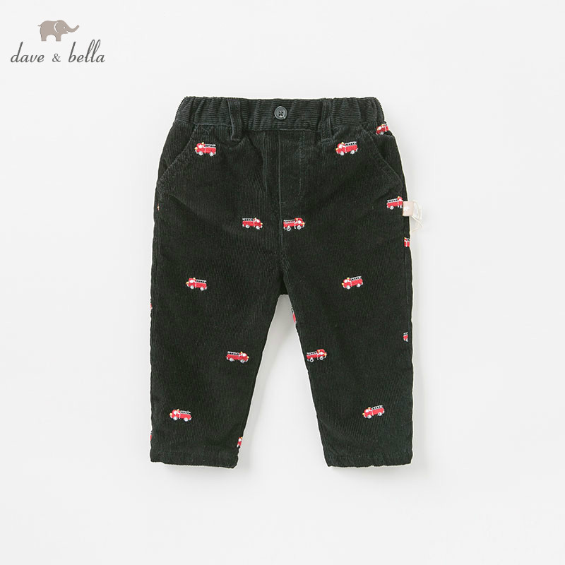 DB9283 dave bella autumn baby unisex fashion pants children full length kids pants infant toddler trousers dba7845 dave bella autumn baby boys fashion jeans children full length kids denim pants infant toddler trousers
