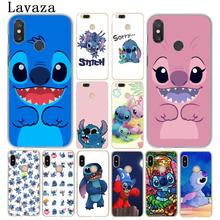 da26f44f9fb Lavaza cute cartoon Stitch Phone Shell Case for Xiaomi MI 9 8 SE A2 Lite A1