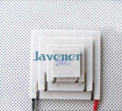 15x20x30x40mm Heatsink Thermoelectric Cooler Peltier Cooling Plate Four layers Refrigeration Module TEC4-24603 tec2 25408 heatsink thermoelectric cooler peltier cooling plate 12v two layers refrigeration module