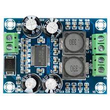 цена на XH-M311 Mini Digital Amplifier Board TPA3118 Audio Amplifier Board Audio Power Amplifier Module Mono 60W