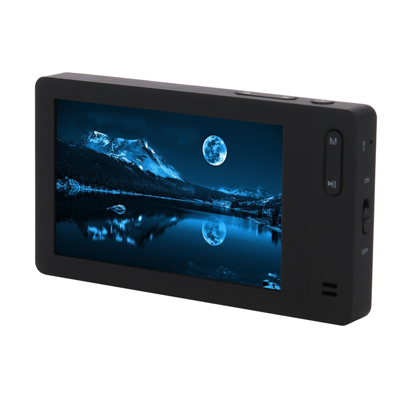 Mp5 Video Music Media Player 16Gb Ultra-Thin 3.0-Inch Tft Screen Lcd Screen Fm Radio