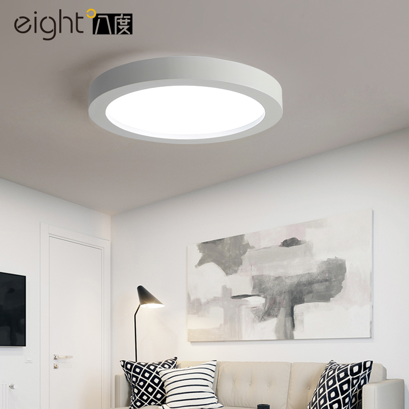 Modern LED creative ceiling lights bedroom Round Ceiling lighting simple Novelty children room fixtures study ceiling lamps все цены