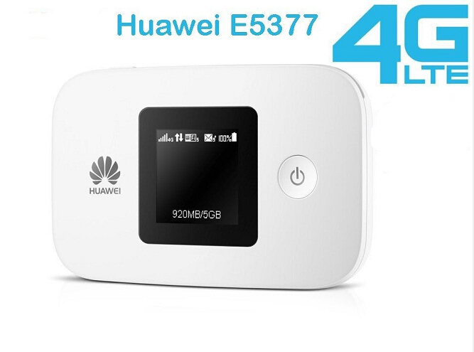 все цены на Huawei E5377s-32 CAT4 150Mbps 4G LTE FDD 3G UMTS WiFi Mobile Wireless Router онлайн