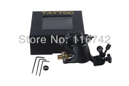 New High Quality Rotary Motor Tattoo Machine Gun Shader Liner  free shipping new top quality professional coral motor tattoo rotary machine gun for liner shader red free shipping