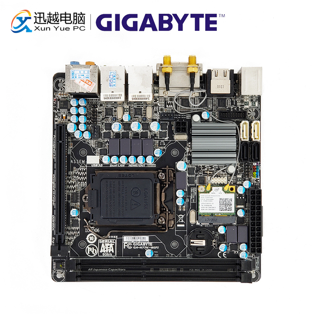 Gigabyte GA-H77N-WIFI Intel WLAN Drivers Update