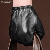 Fashion Warm Touchscreen Gloves Genuine Leather Gloves Male Touch Screen Gloves Men Men S Winter Gloves