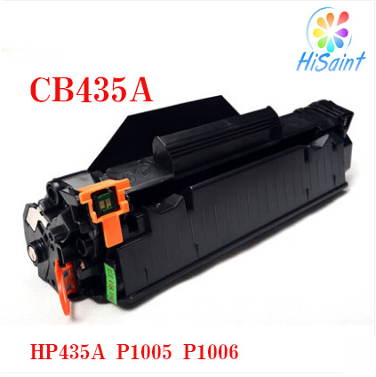 Toner Cartridge compatible HP CB435A for LaserJet P1002 P1003 P1004 P1005 P1006 P1009