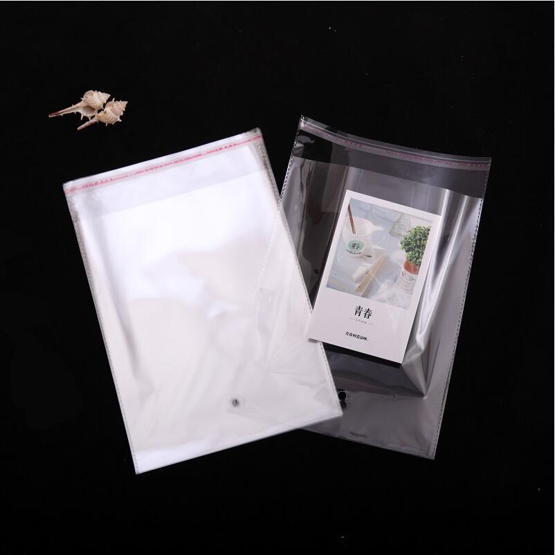 Днем рождения, упаковка для открыток прозрачные пакеты
