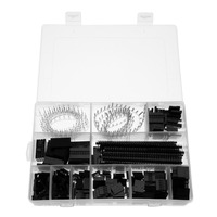 1450 Pcs DuPont Wiring Terminal Connector Kit 2 54 Mm PCB Pin Headers Box Packaging For