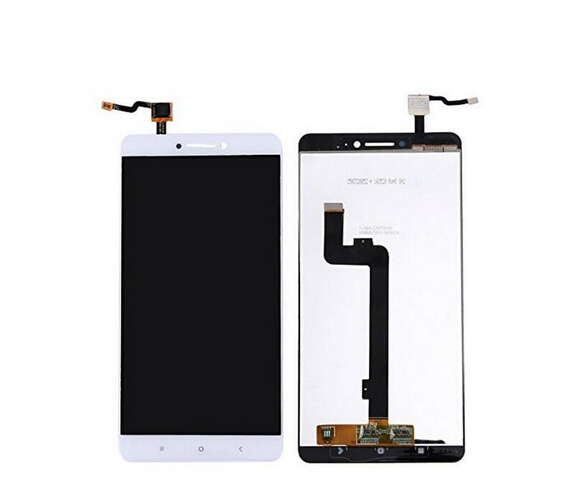 6.44 LCD Display touch Screen digitizer Assembly For Xiaomi Pantalla For Mi Max White replacement cici