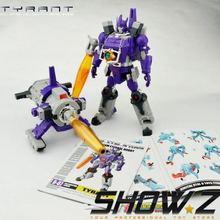 [Show.Z Store] DX9 Galvatron/ Tyrant Transformation Action Figure