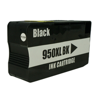 1PK Ink Printer Cartridge For HP 950 950XL Black Officejet Pro 8100 8600 E All In