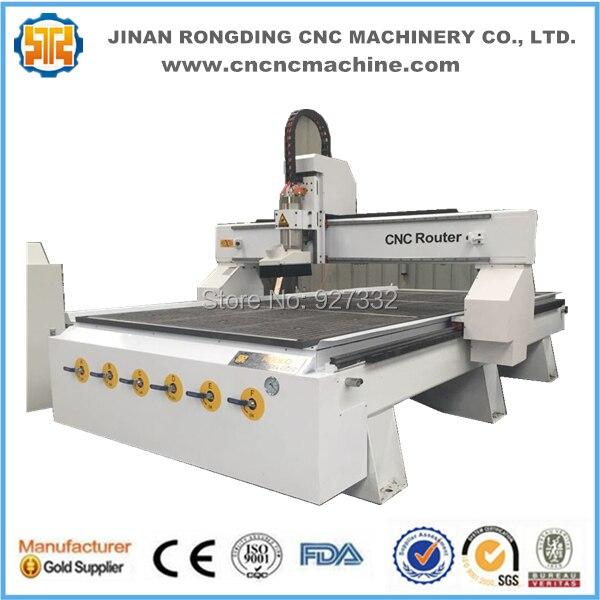 CNC машина 1300*2500 рабочий размер/Деревообрабатывающий станок/CNC Резец для древесины