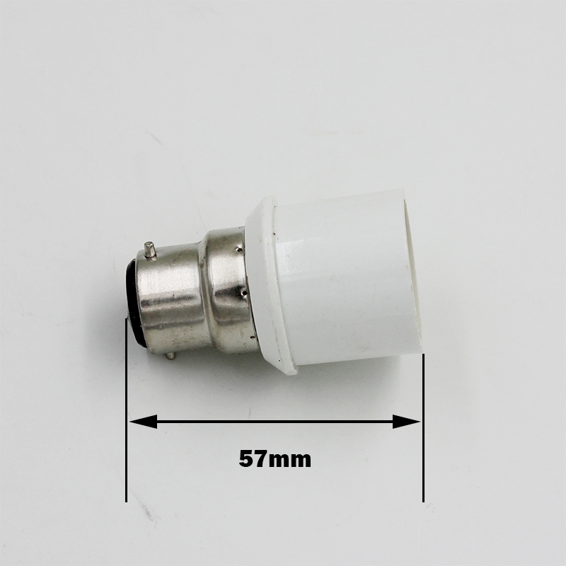 2FD6 G23-E27  Schraube Für  Halter  Birne  Leuchte Vintage Adapter Sockel