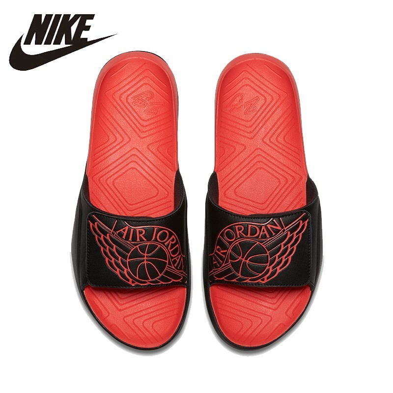 NIKE AIR JORDAN HYDRO 7 Beach & Outdoor Sandals Summer Stability Quick-Drying Anti-chlorine Sneakers For Men Shoes#AA2517