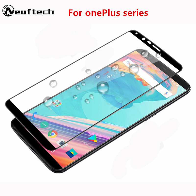 Full cover tempered glass For One Plus 5 5T 1+5 5t 1+3 oneplus 3t screen protector toughened film on 1+3 one plus5T 1+5T 1+3t 5t