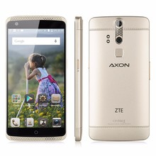 ZTE AXON Elite A2015 3G RAM 32G ROM 5.5 inch Android 5.0 Octa Core Snapdragon 810 FHD 13.0MP TD FDD LTE 4K Video