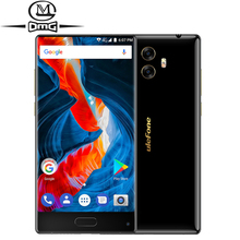 Ulefone MIX S 5.5″ HD Bezel-less 4G Smartphone Android 7.0 Quad Core 2GB +16GB 13MP Dual Cams 3300mAh Fingerprint Mobile phone