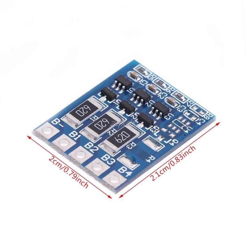 3S 4.2v li-ion lipo balancer board balncing board full charge battery balance board Z07 Drop ship