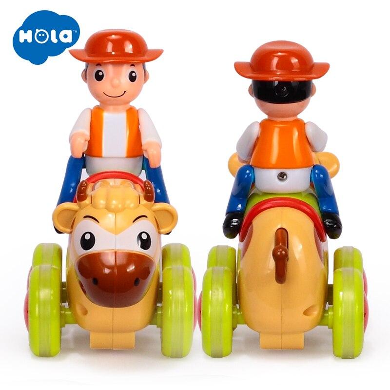 Bébé jouets Bebe Presentes apprentissage Inercia Animis Brinquedos Carrinhos e Veiculos livraison gratuite Huile jouets 326 & 366D-X - 5