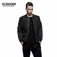 Viishow New 2015 Jacket Men Casual Jacket High Quality Canadian Brand Of Outdoor Sports Warm Winter