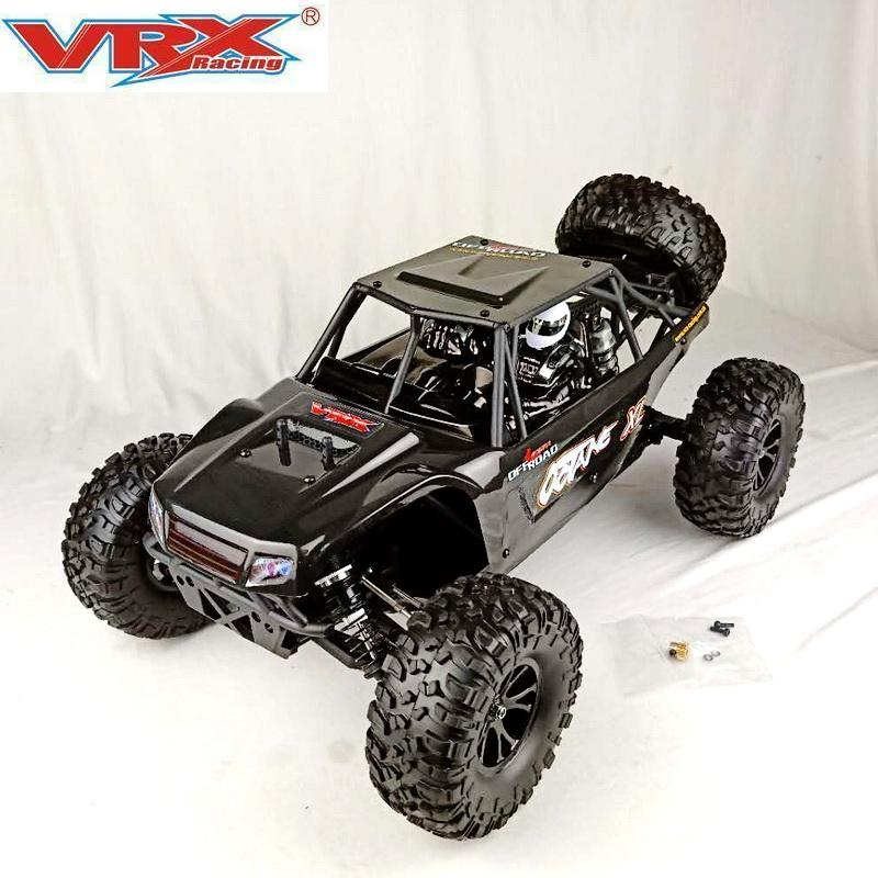 RC truck VRX Racing RH1045 kit 1 10 Scale 4WD Electric RC truck without electronics included