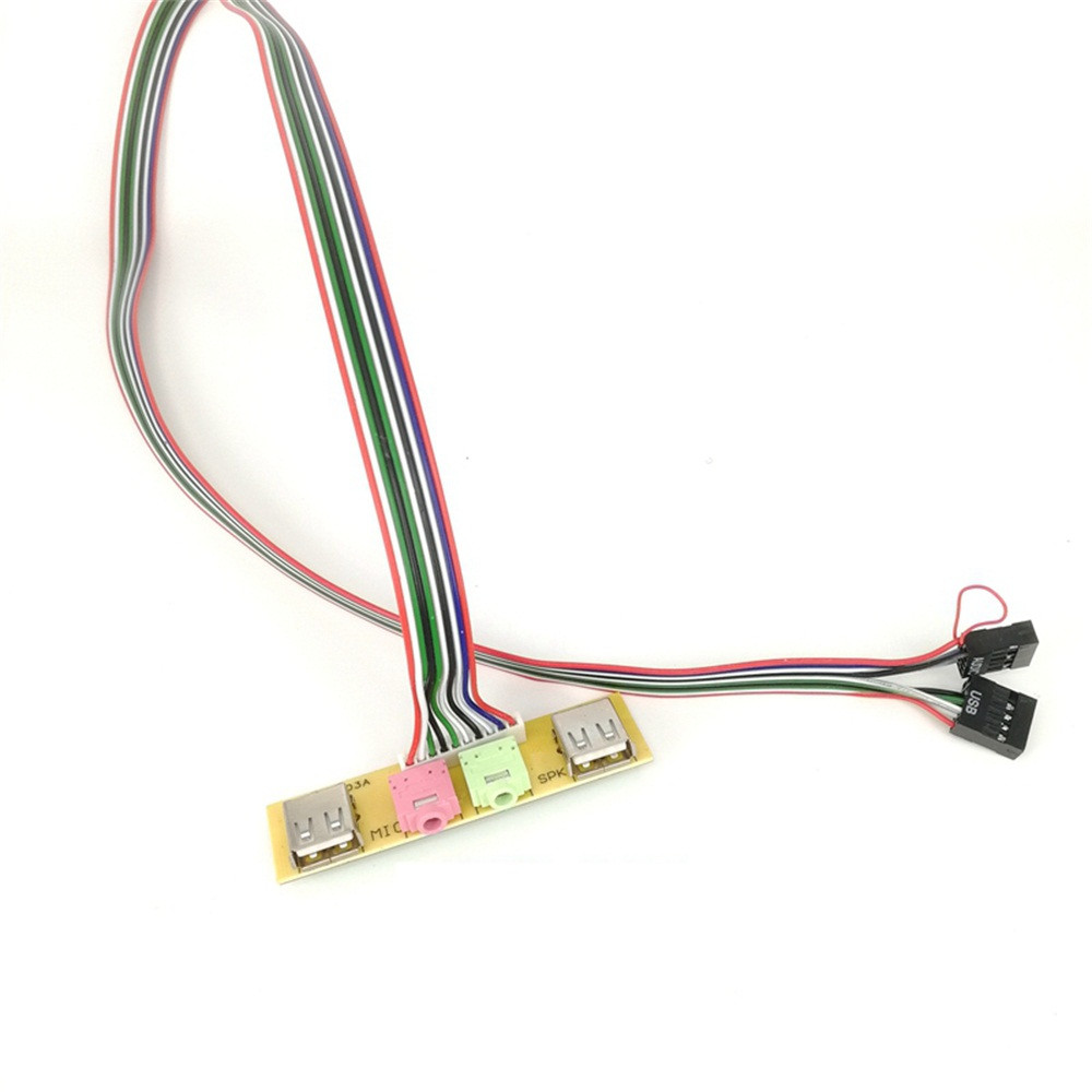 Buy Front Panel Usb Audio And Get Free Shipping On Wiring