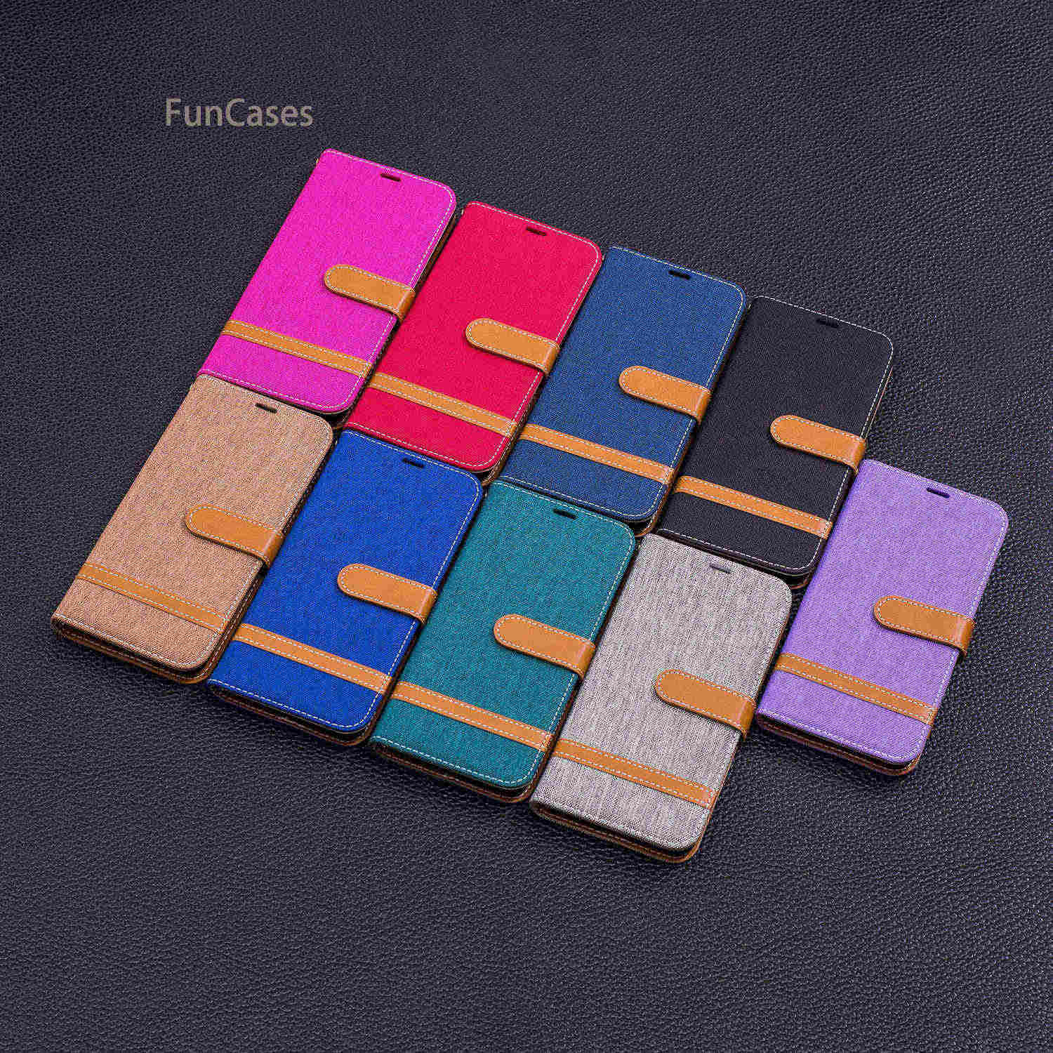 Hit color Flip Phone Case sFor Celular LG G7 Bracket Case Caso Geometric Fitted Case For LG G7 Back Carcasa Obal Na Telefon