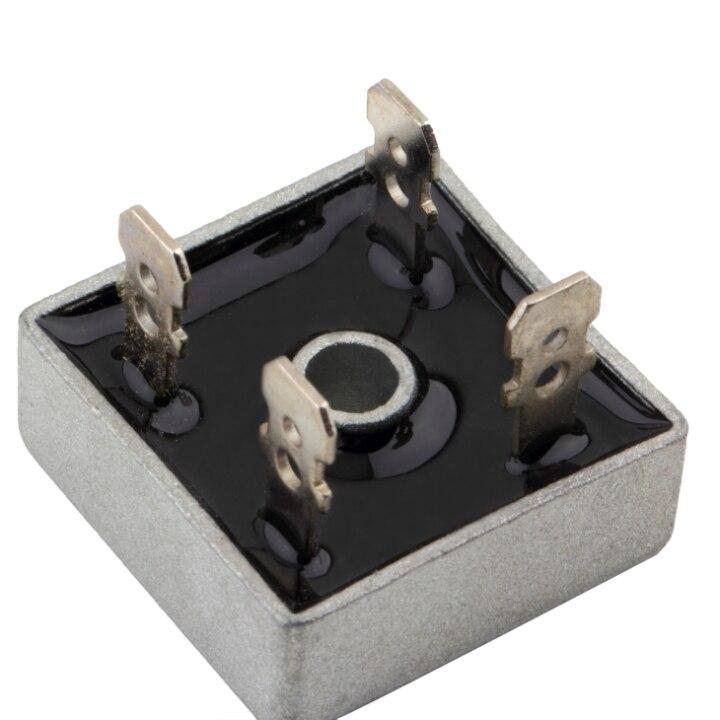 ICOCO High Quality 1Pc 50 Amp 50A Metal Case 1000V Diode Bridge KBPC5010 1000 Volt Bridge Rectifier DropShipping