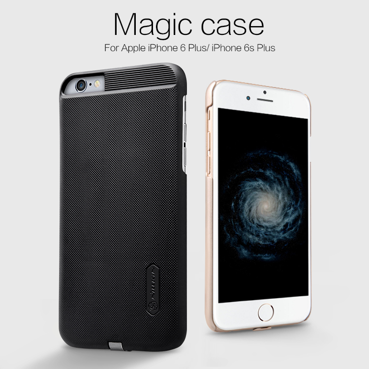 Nillkin Magic Case for Apple iPhone 6S 6 6G 6 plus 6s plus Qi Wireless Fast