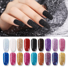 NICOLE DIARY 10g Dipping Nails Powder Colorful Holographic Nail Glitter Decorations Natural Dry Art DIY Design